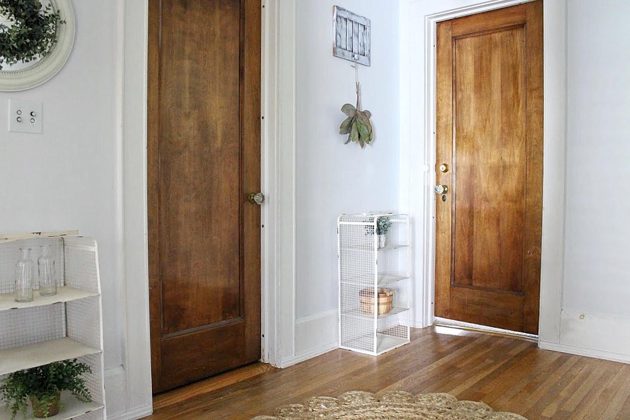 Hallway rooms