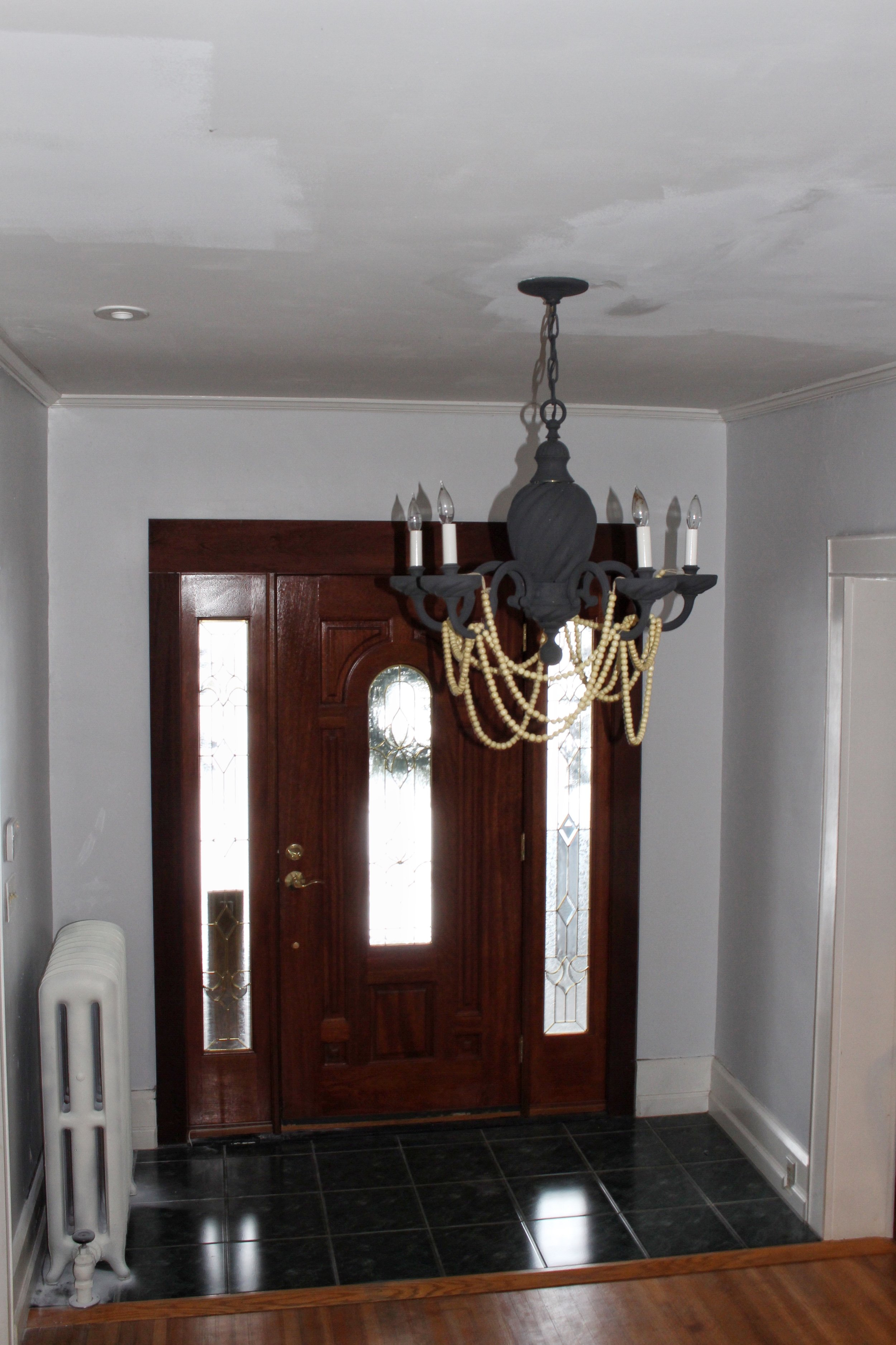 Before entry way