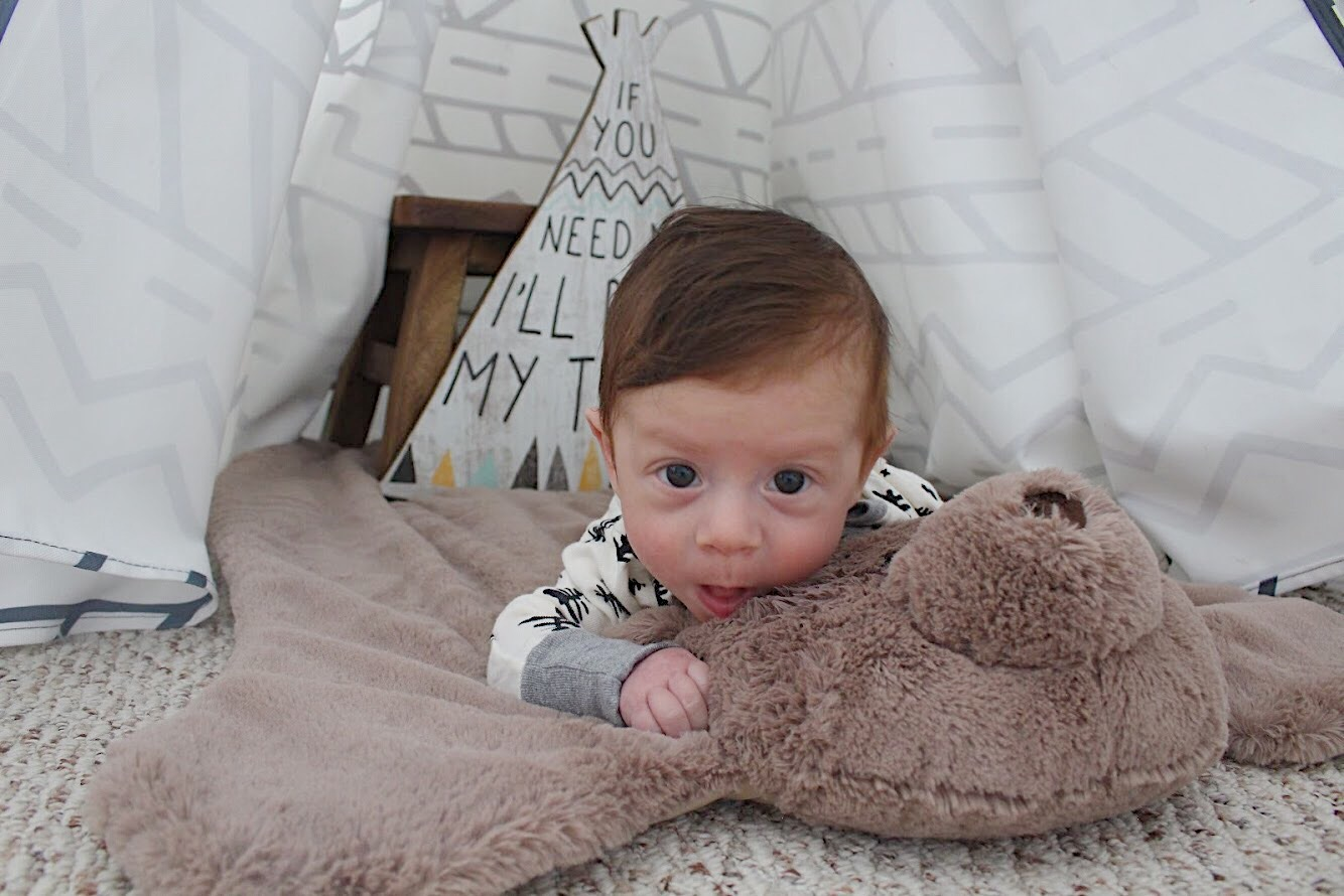Dominic at 5 Months