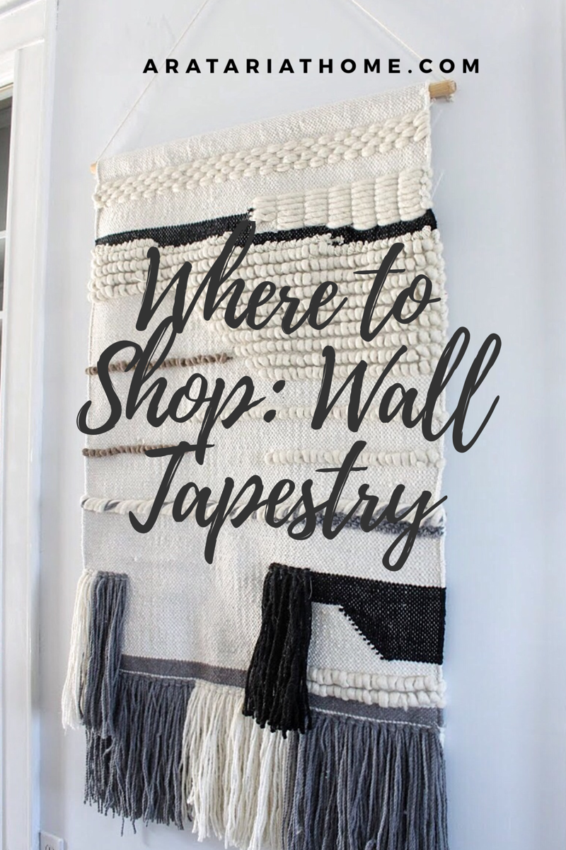 Where to Shop: Wall Tapestry