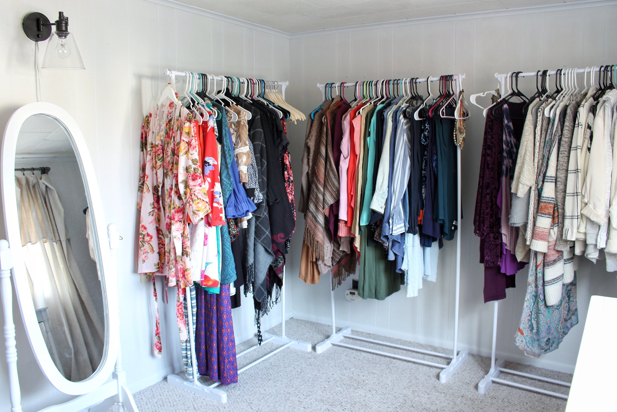 Master Closet After