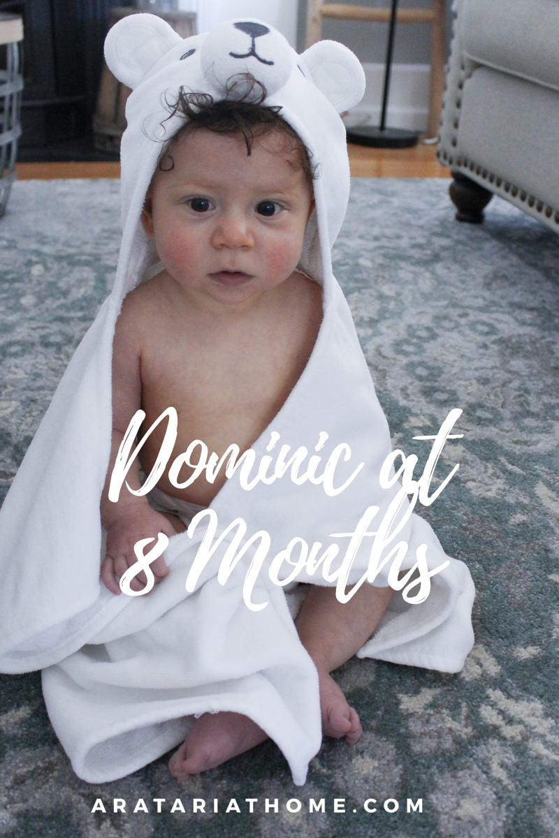 Dominic at 8 Months
