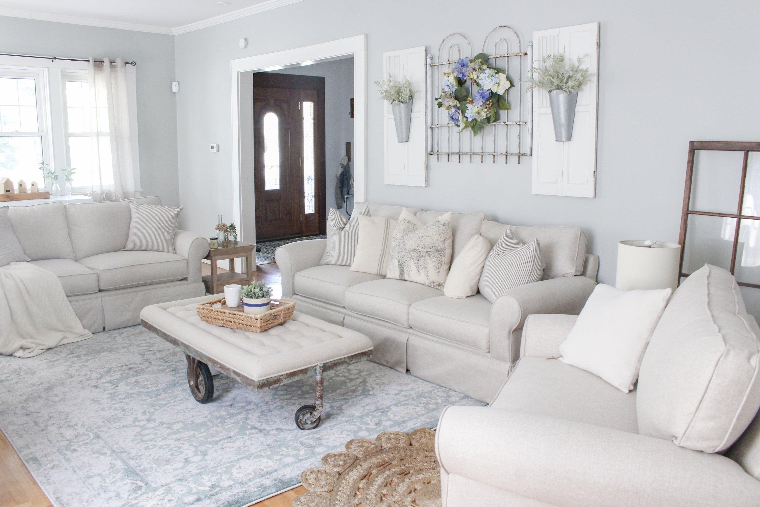 Full View Living Room