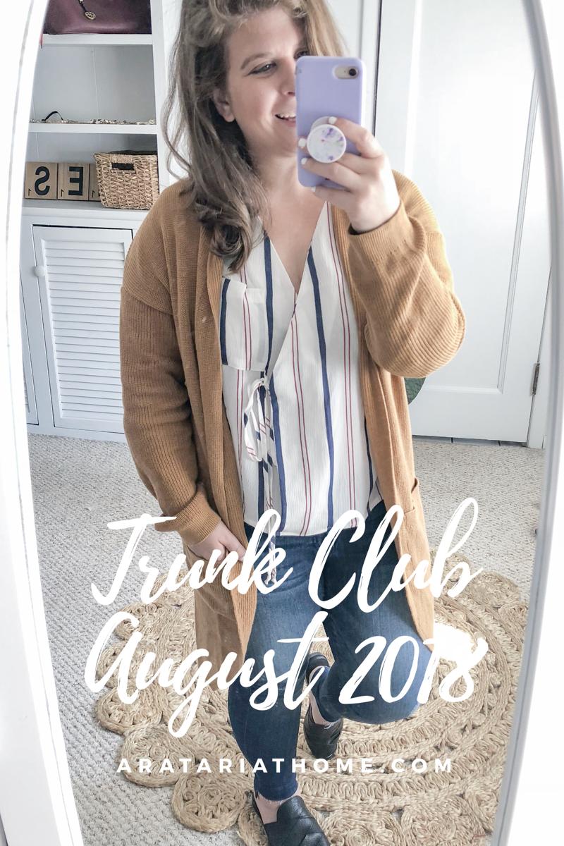 Trunk Club August 2018
