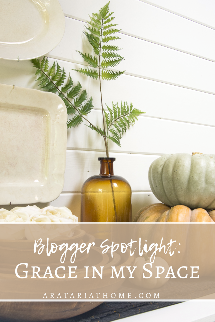 Blogger Spotlight: Grace in my Space