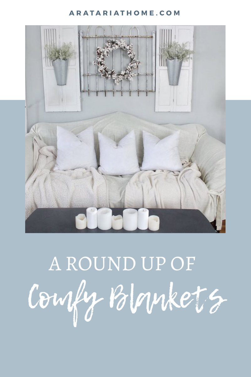 Comfy Blankets round up