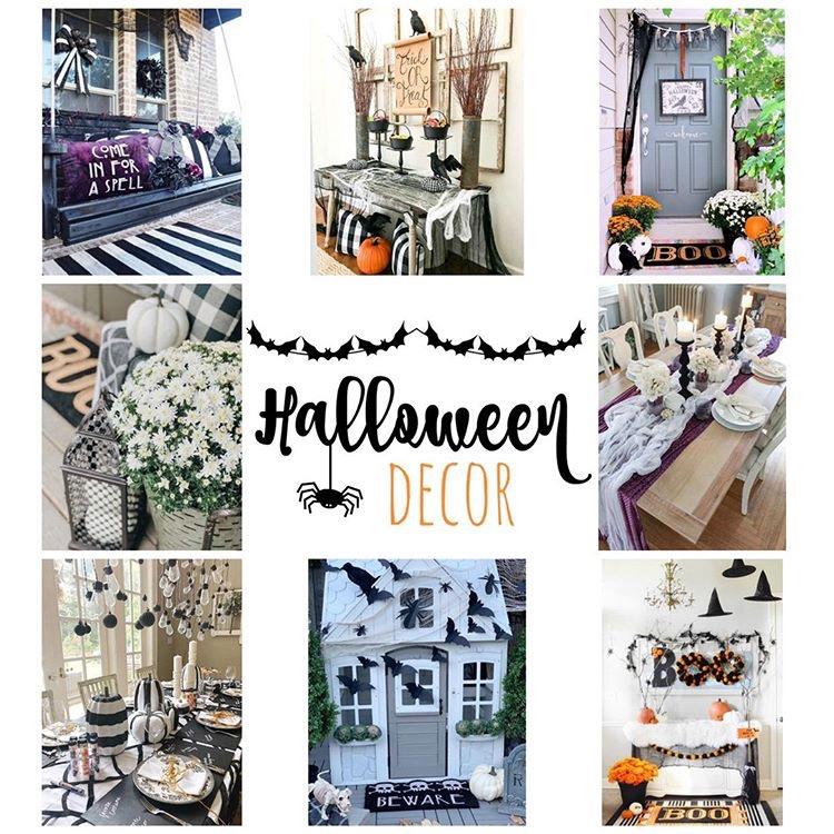 Halloween Decor Round Up