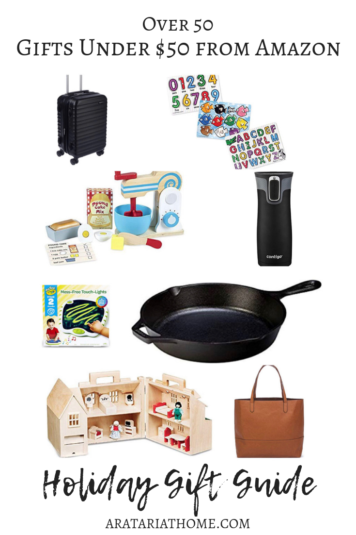 Gifts Under $50 from Amazon