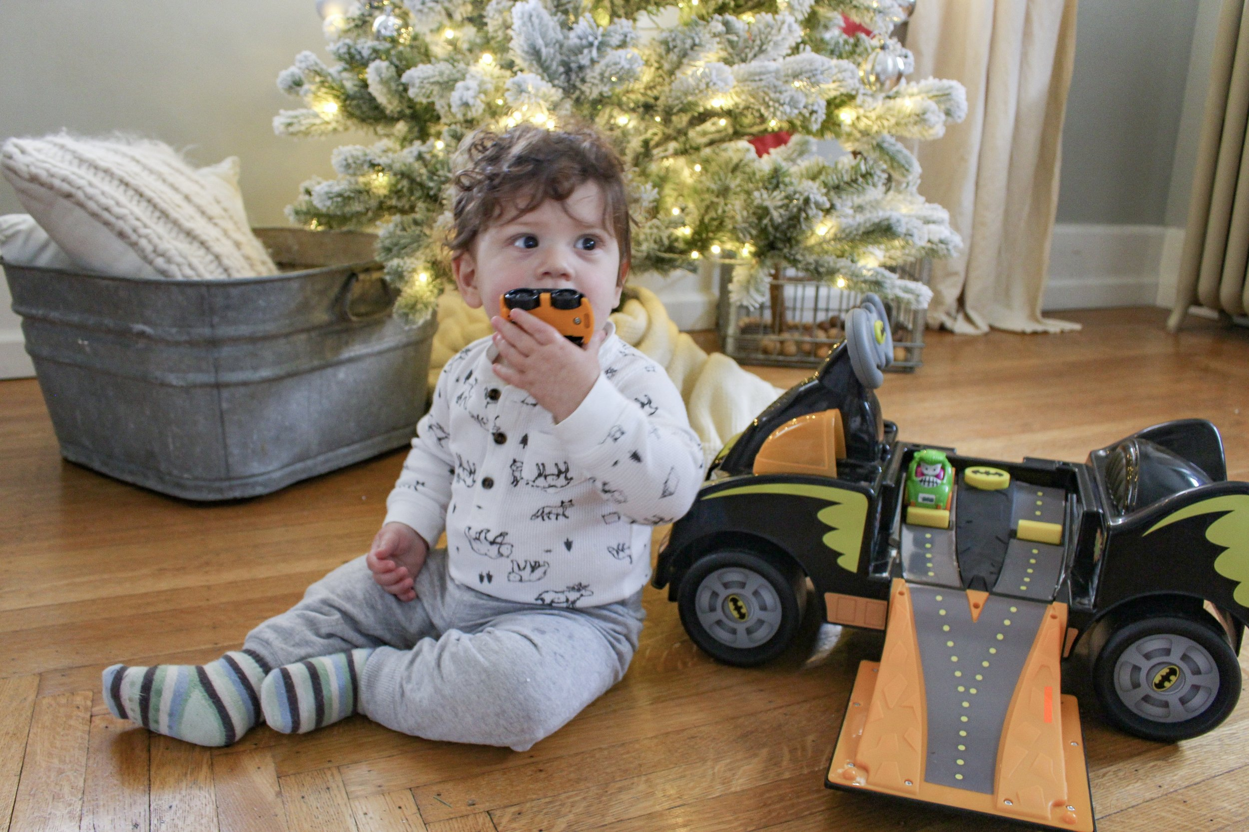 Christmas gifts for Dominic