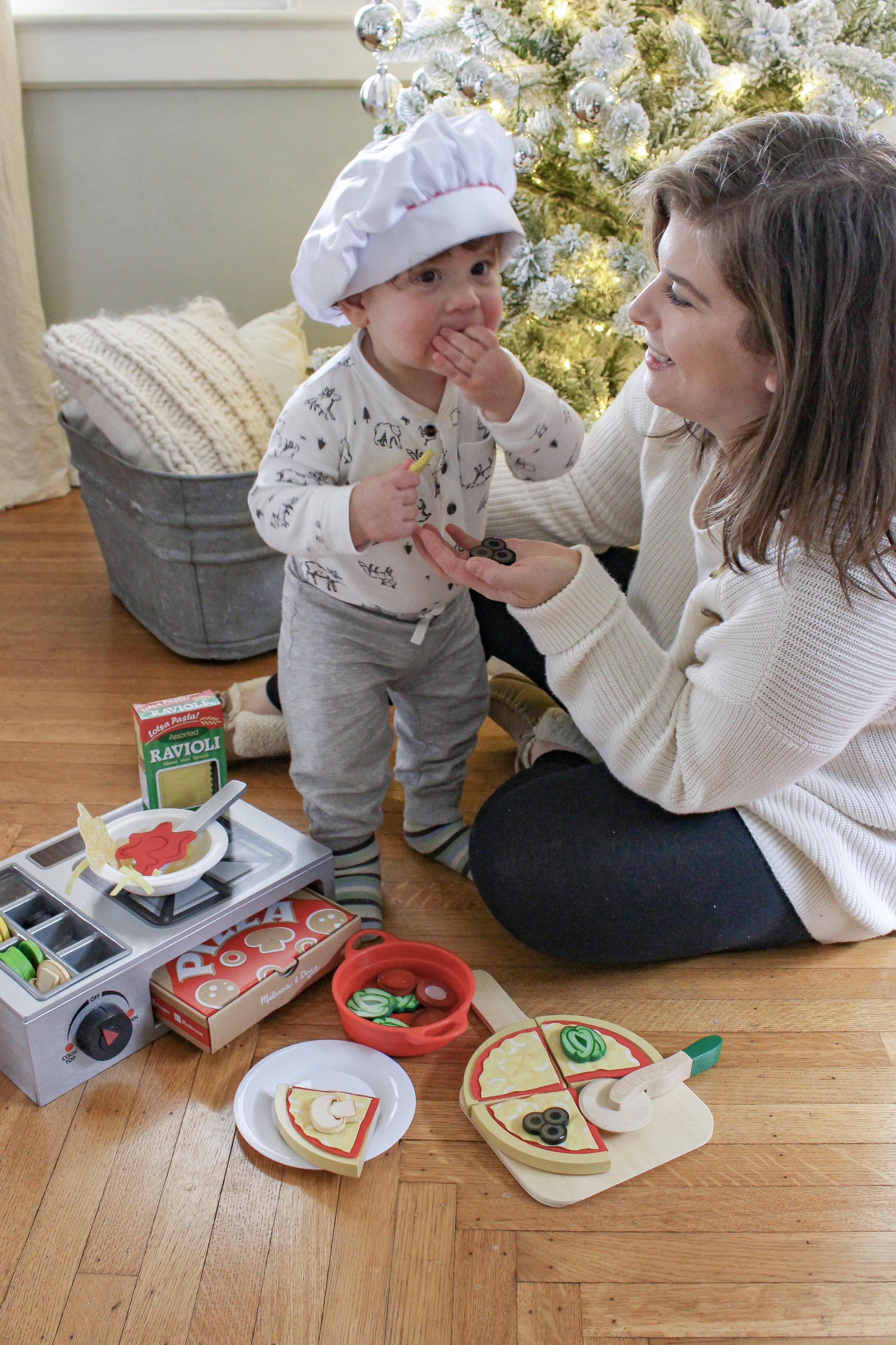 Melissa and Doug Christmas toys