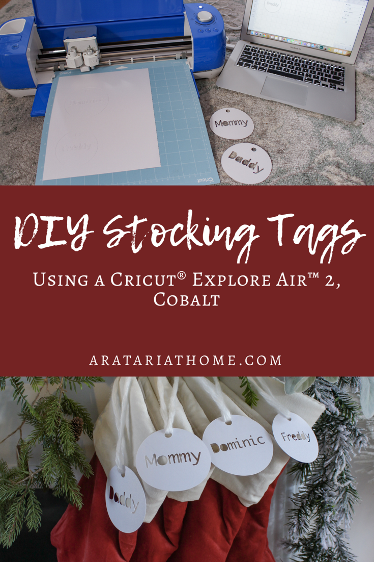 DIY Stocking Tags