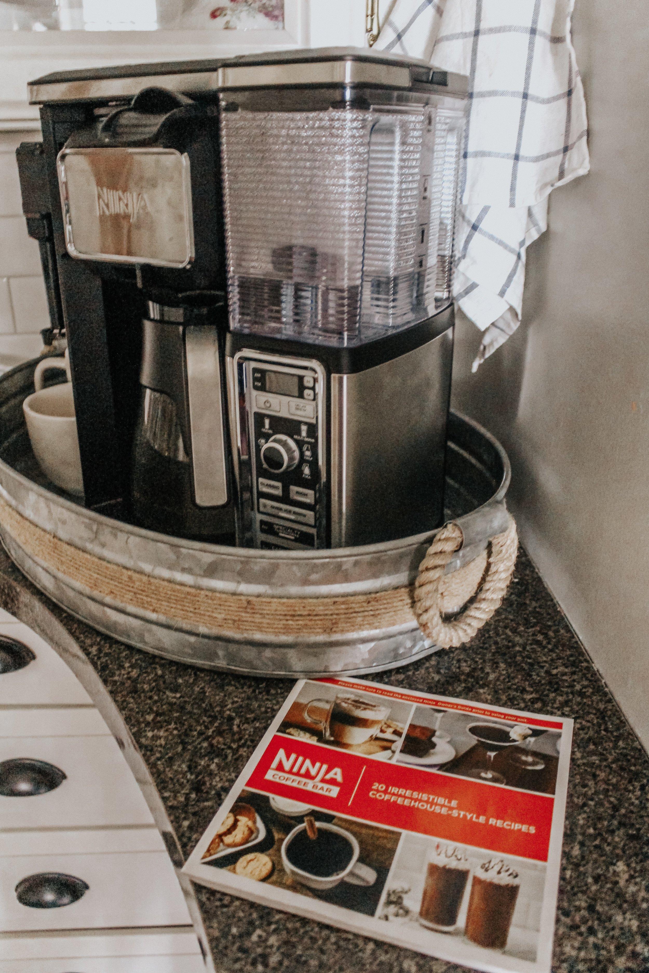 Ninja coffee bar recipe book