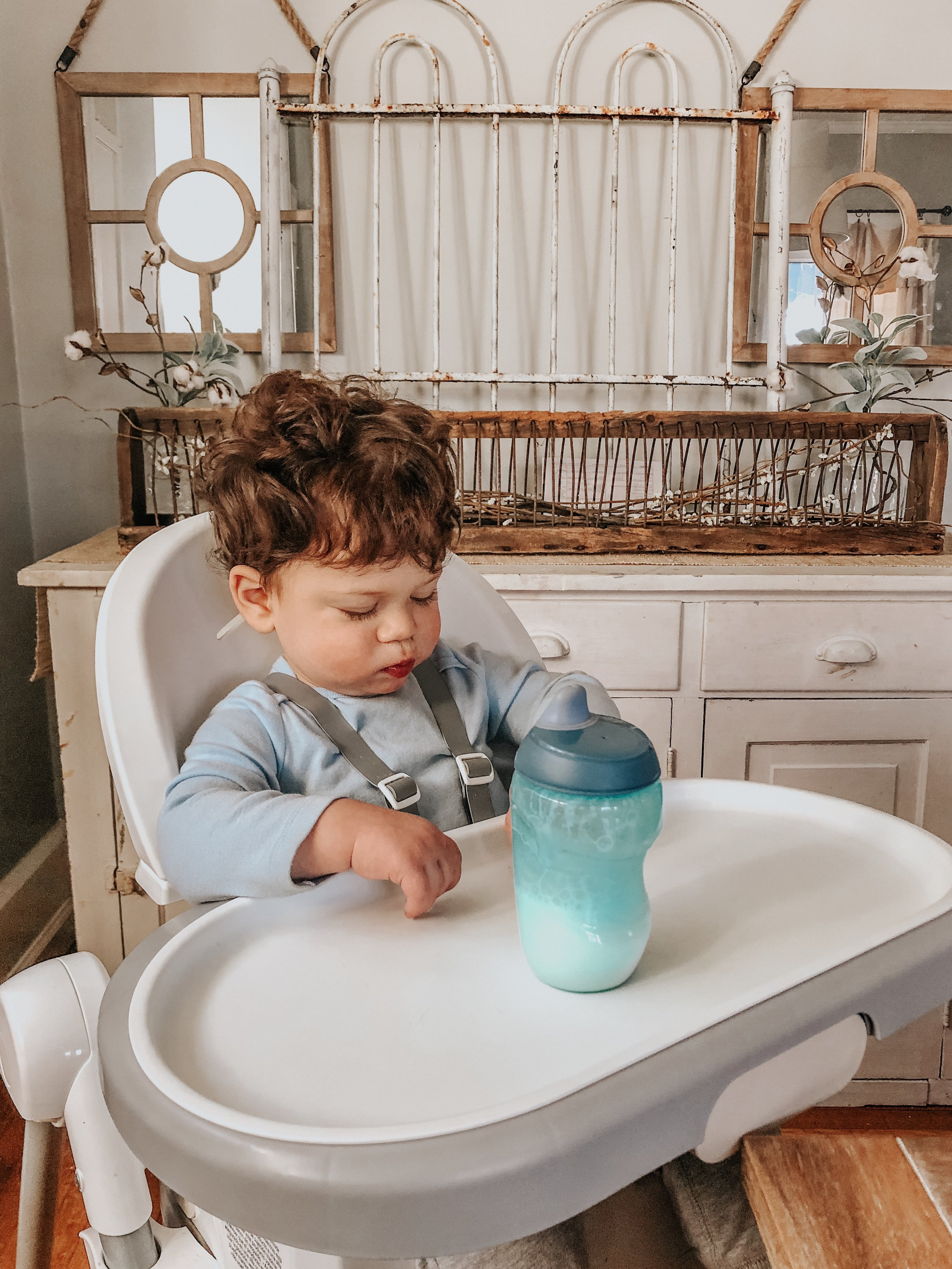 Our favorite sippy cups