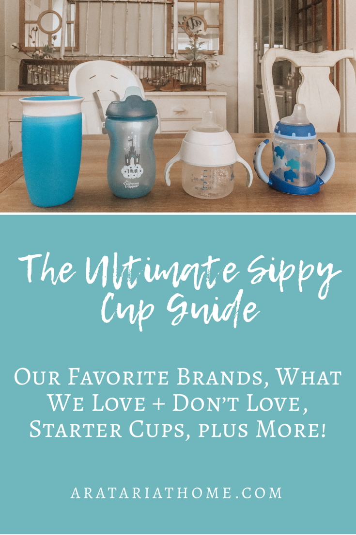 The Ultimate Sippy Cup Guide