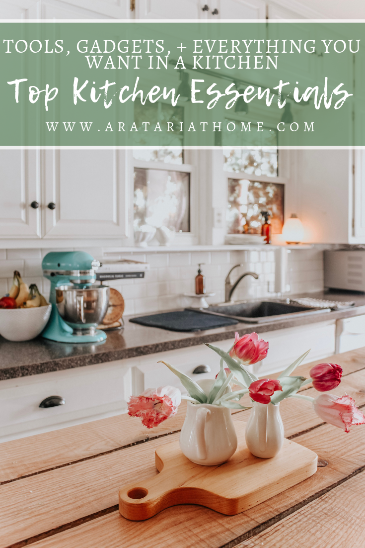 Top Kitchen Essentials