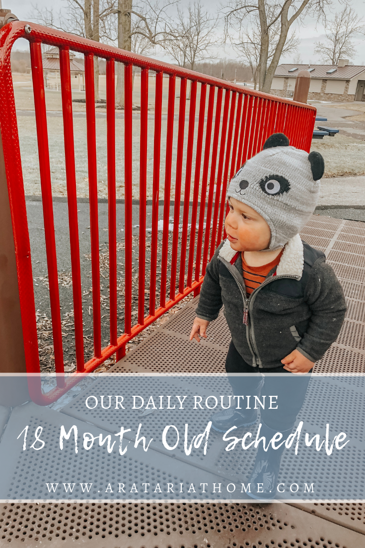 18 Month Old Schedule