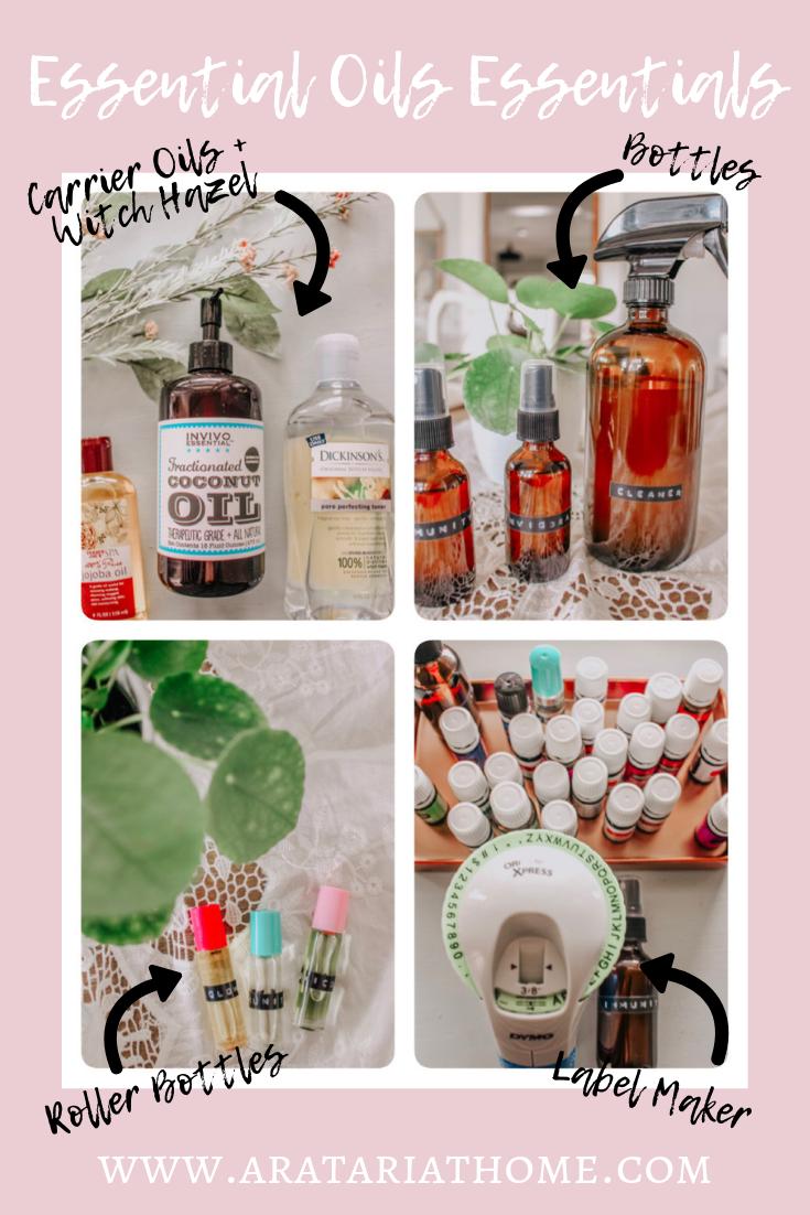 Essential Oils Essentials