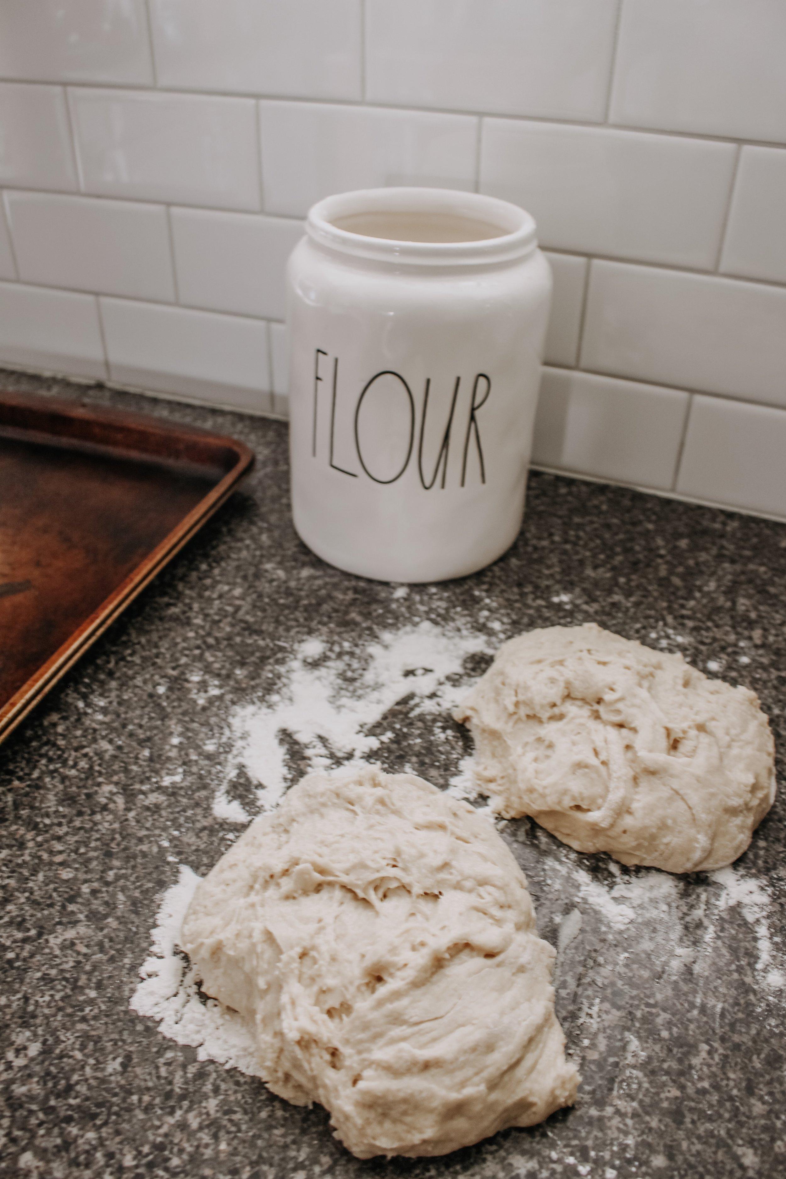 Easter Bread Dough
