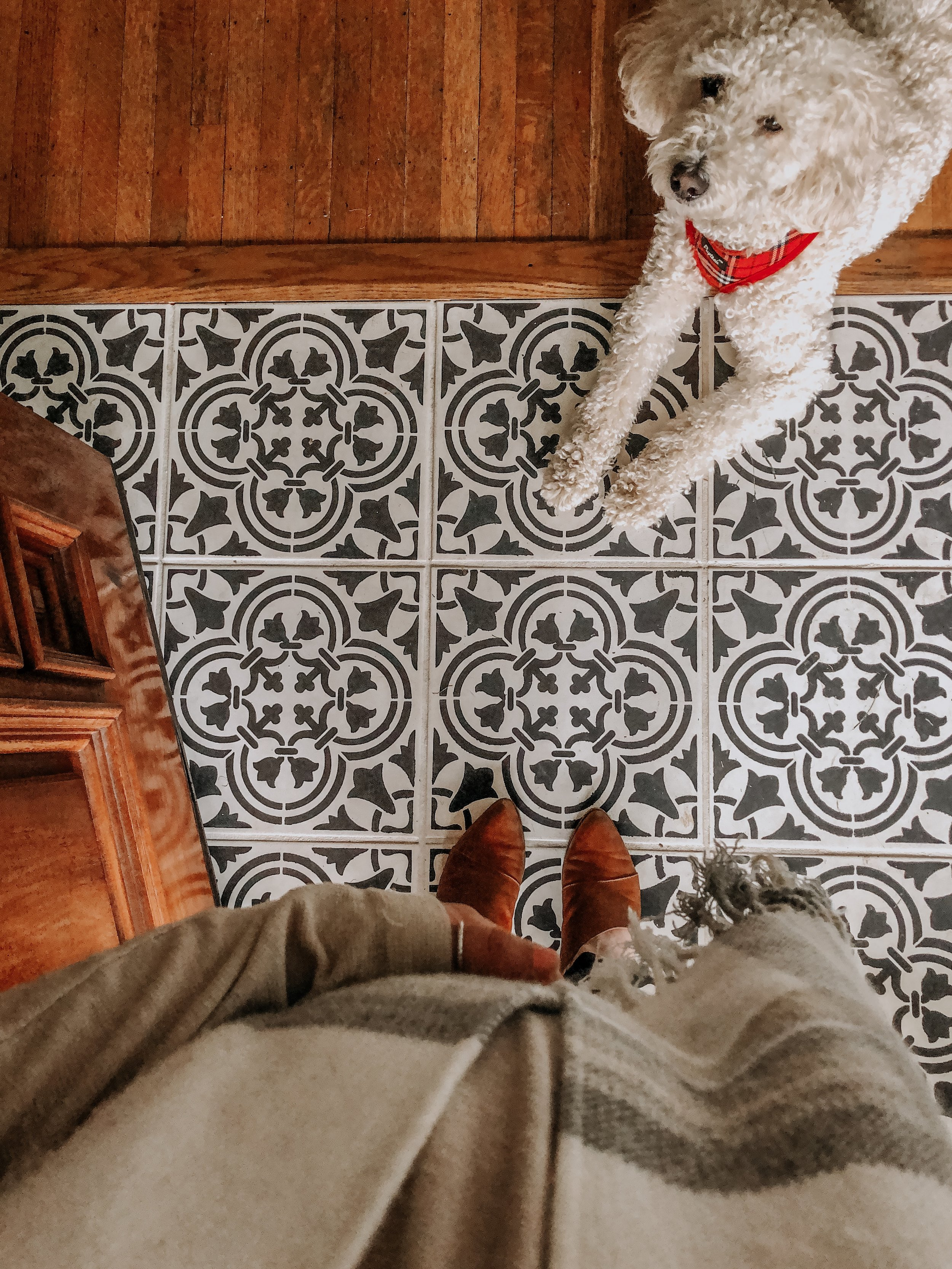 Entry Way Tile
