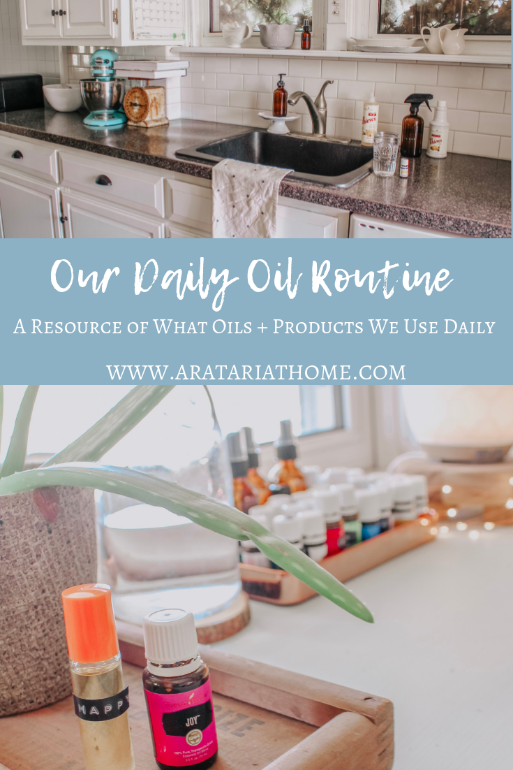 Our Daily Oil Routine