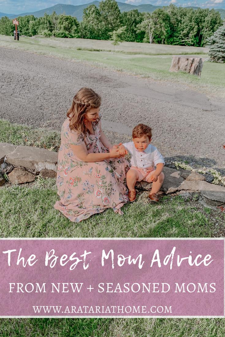 The Best Mom Advice