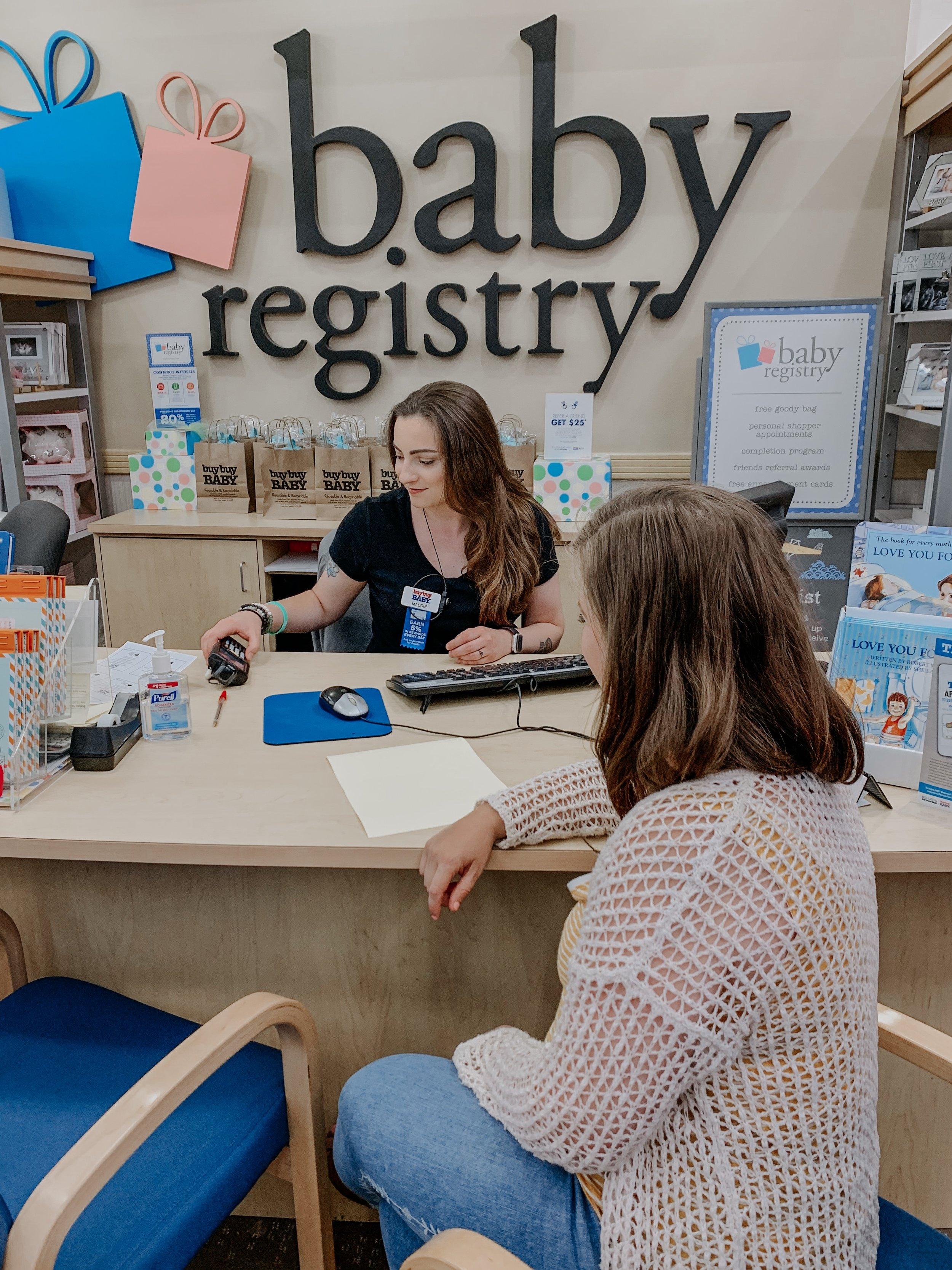 Baby Registry Consultant