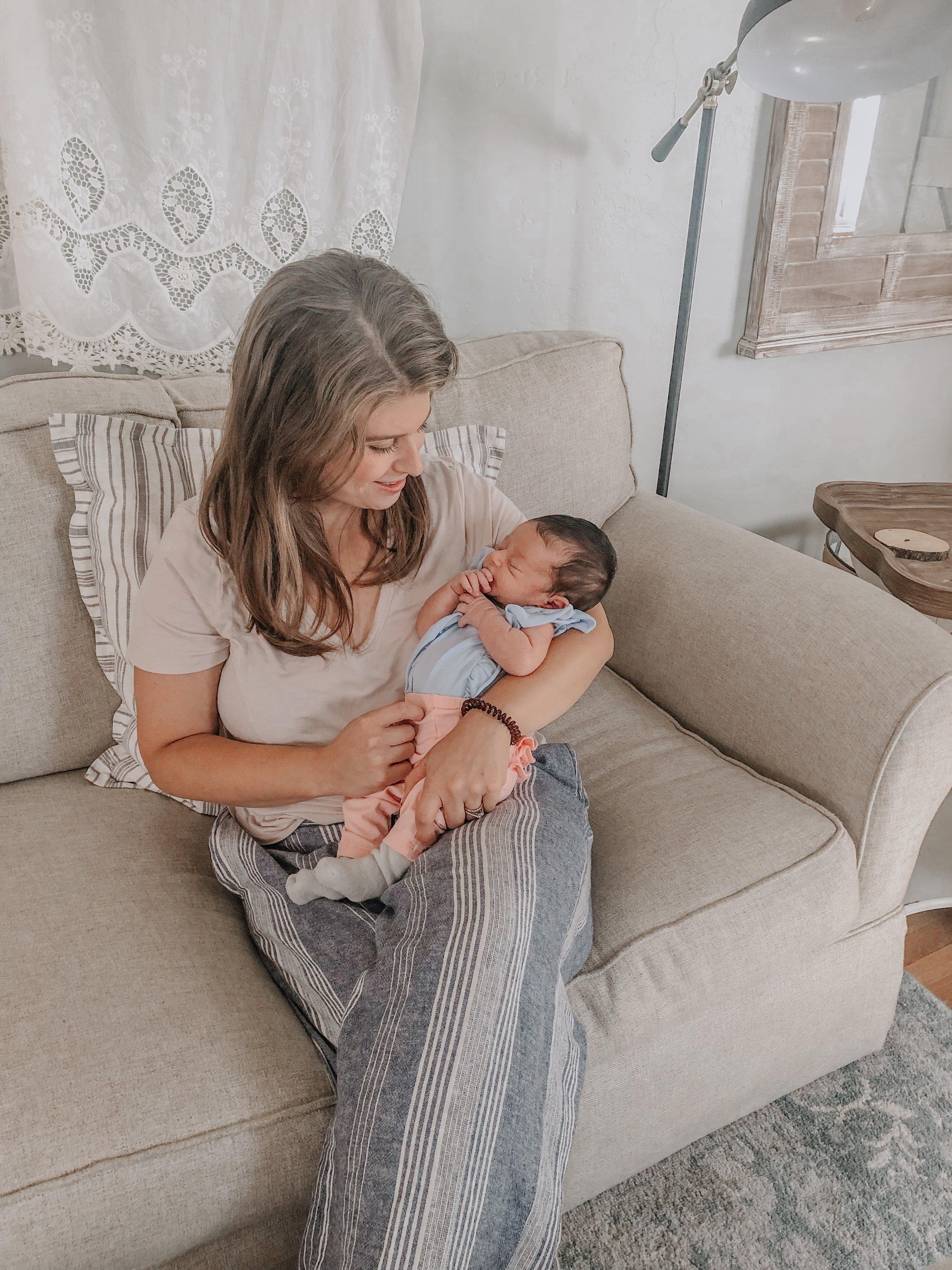3 Weeks Postpartum