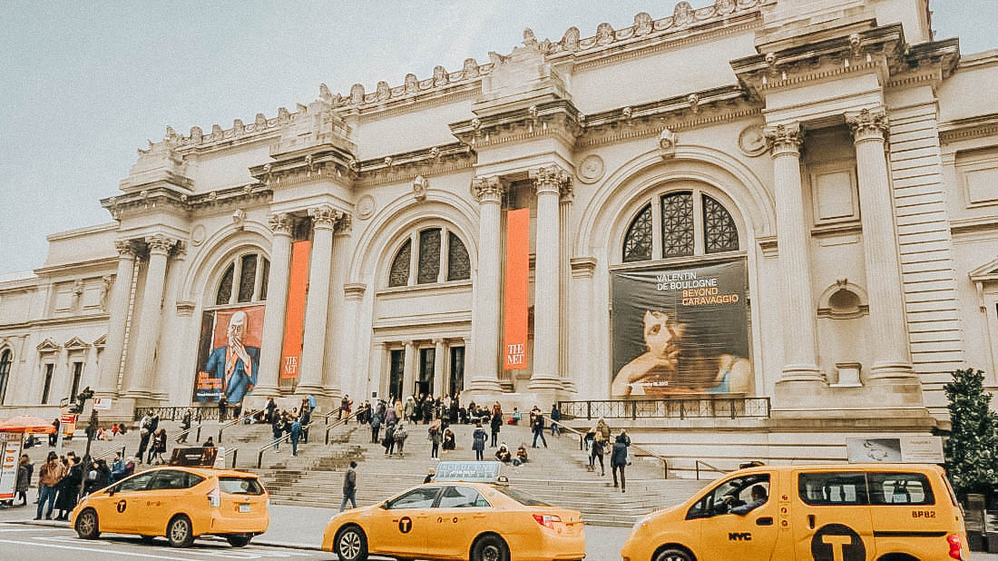 The Metropolitan Museum of Art | Google Image | Edited by Elle Rigg