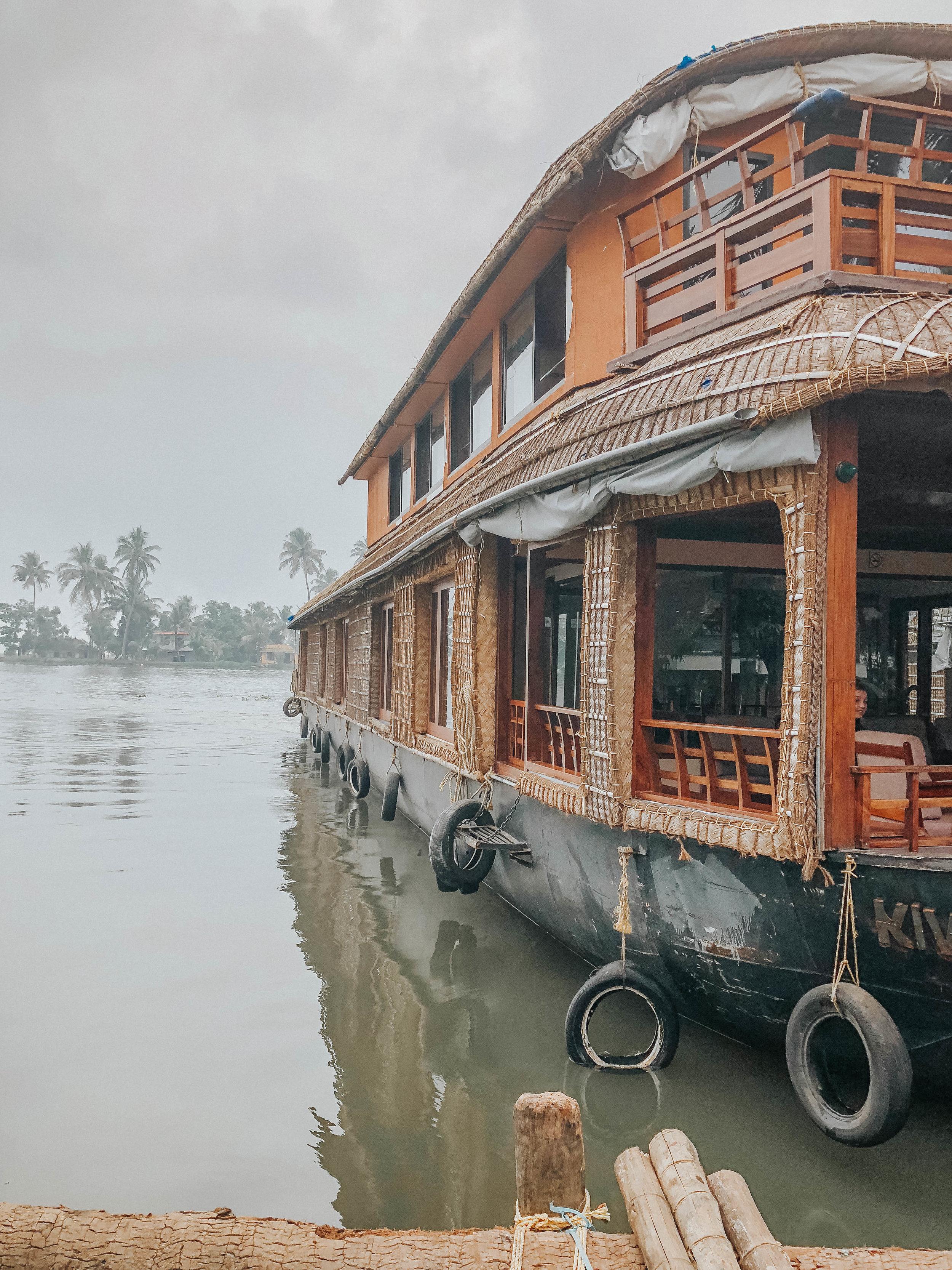House Boat   Kerala, India