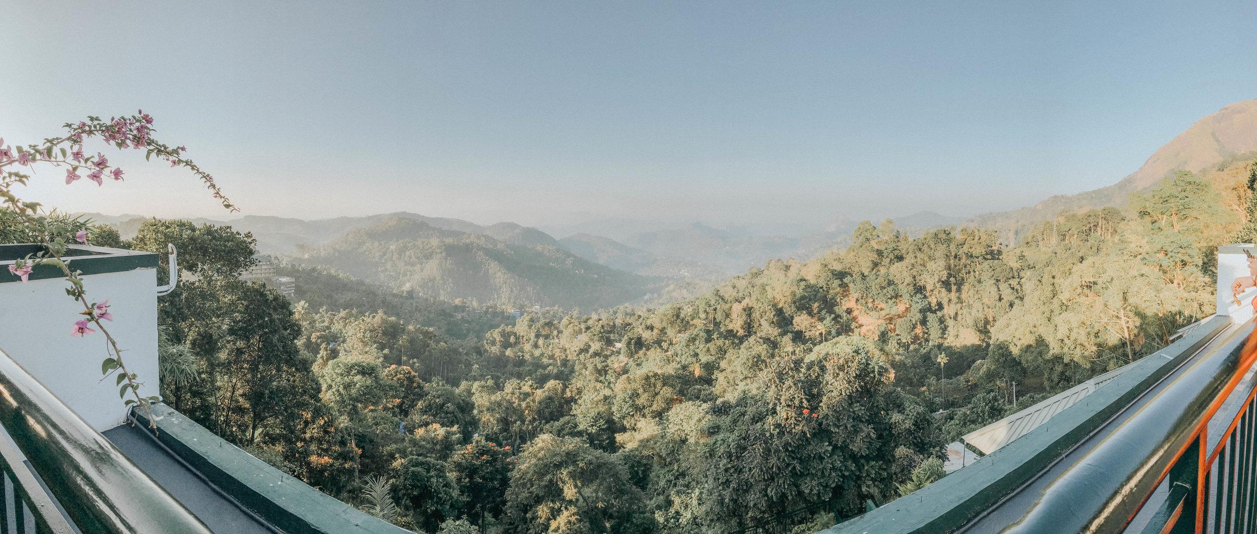 Munnar Tea Resorts   Kerala, India   Photo and Editing by Elle Rigg
