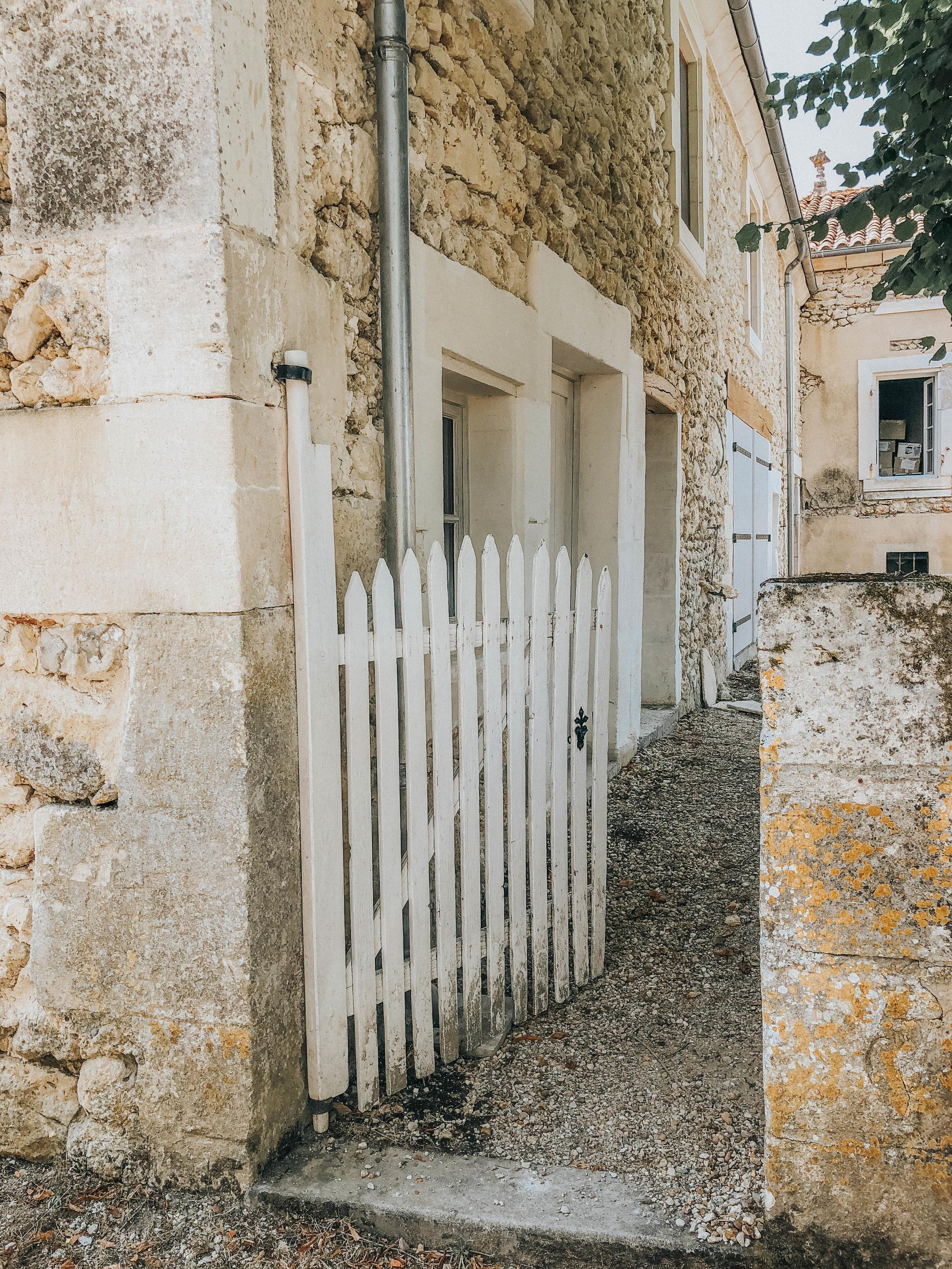 Gate Entrance | Truffiéres, France