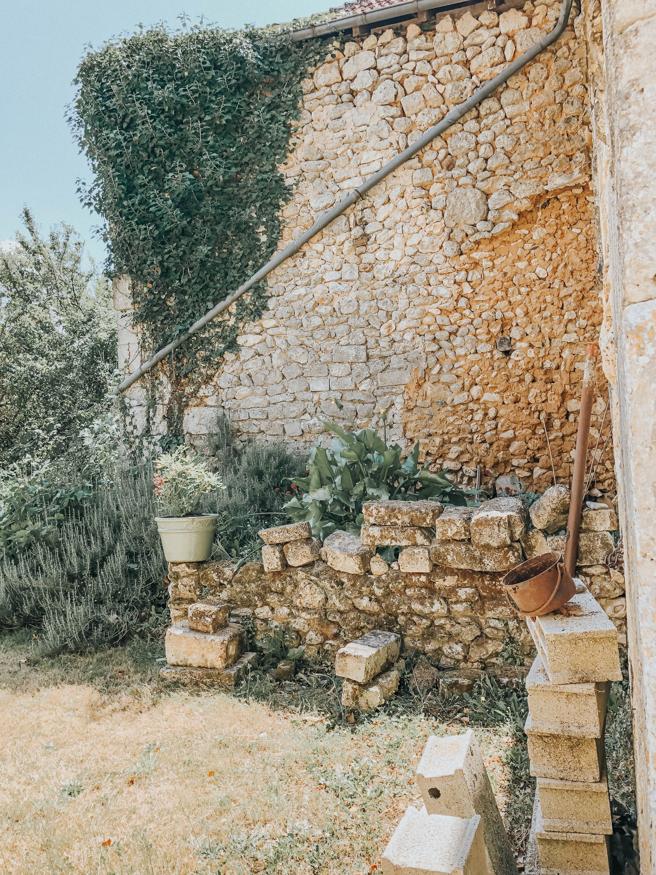 Herb Garden | Truffières, France