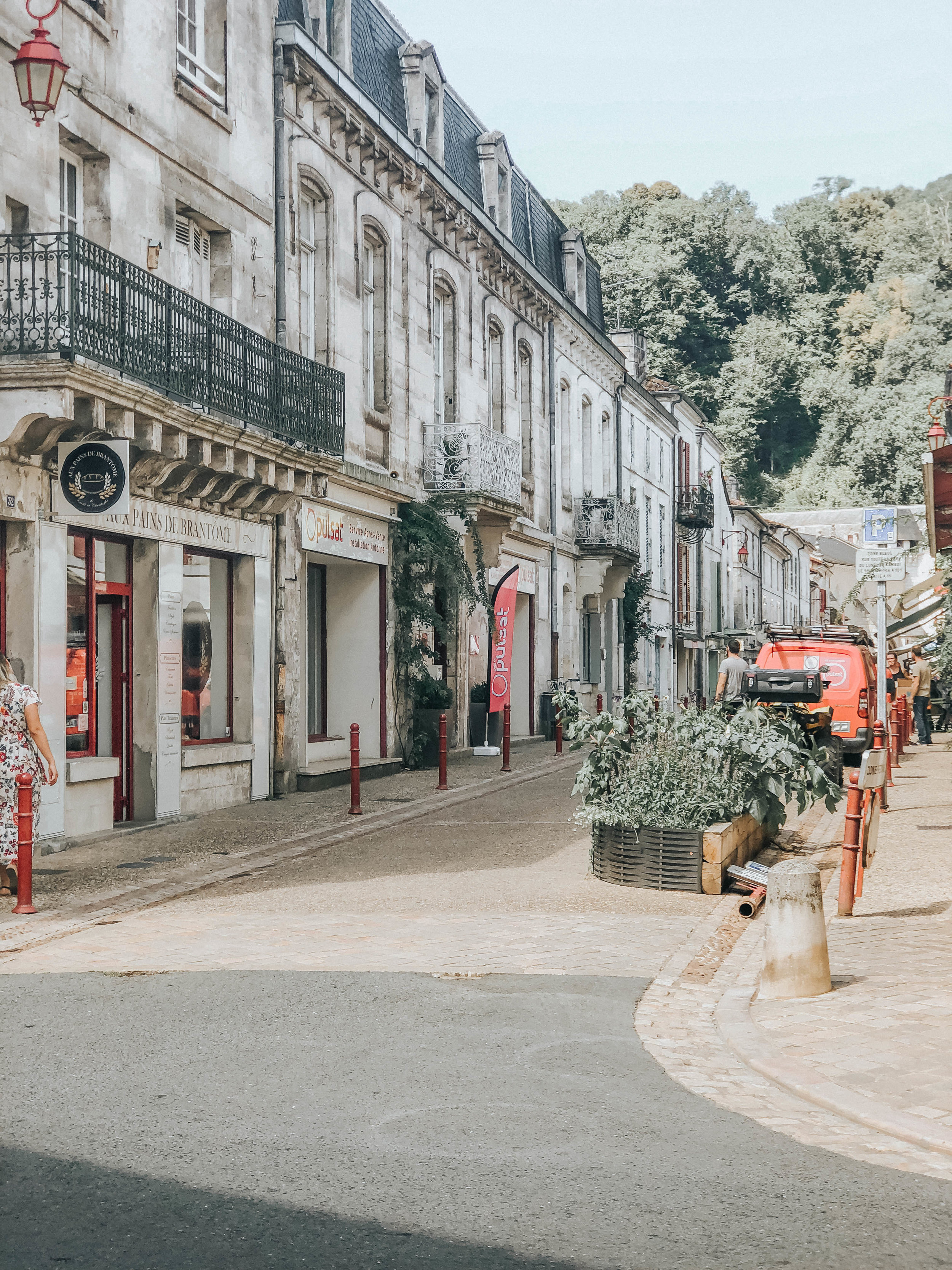 Small Town Nearby | Brantome, France