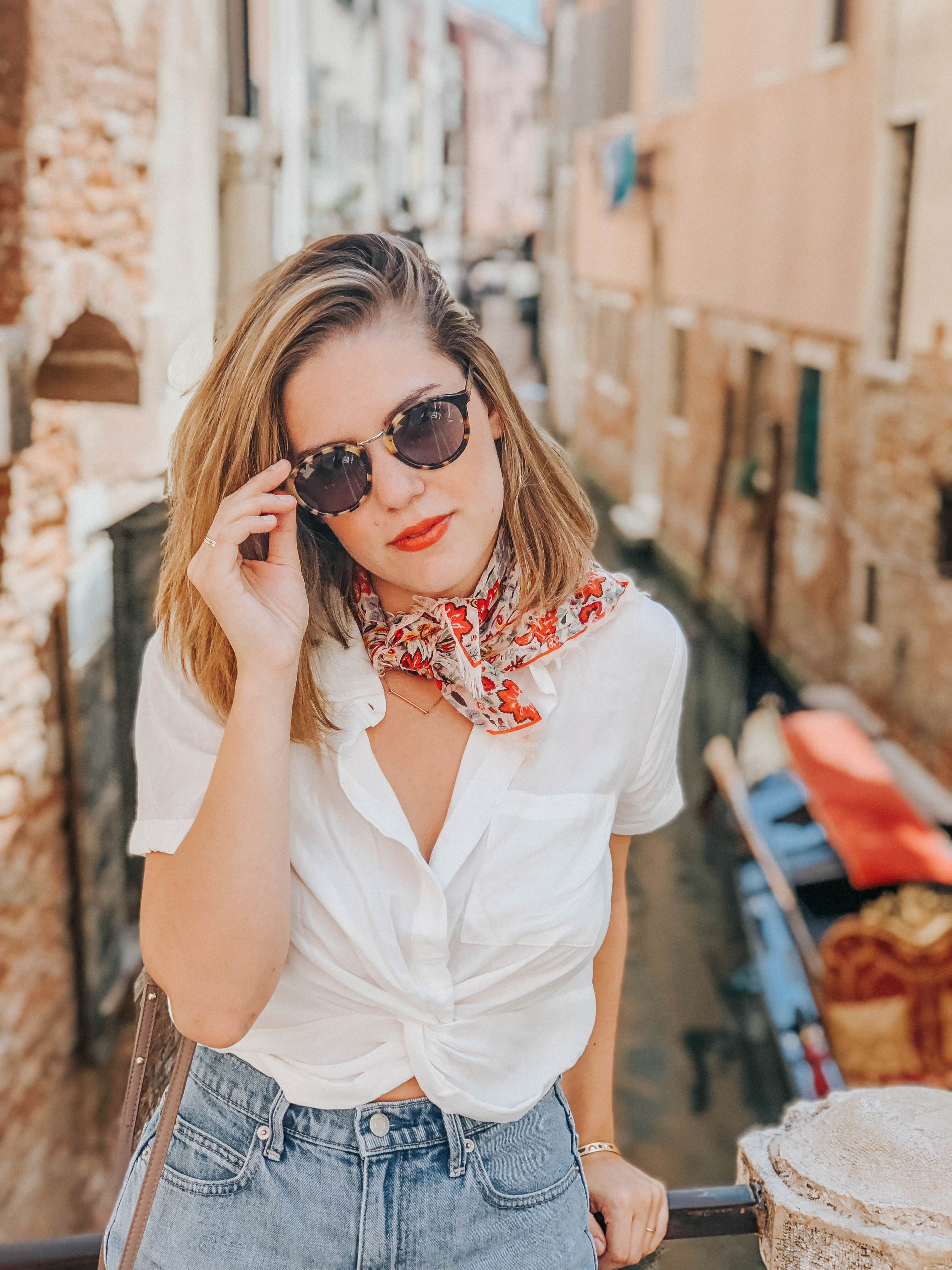 Madewell Accessories | Venice, Italy