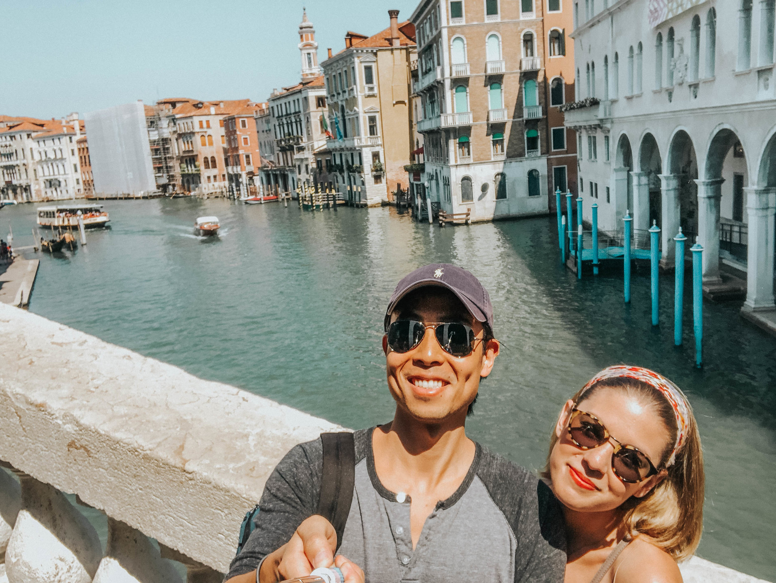 Views from the Grand Canal | Venice, Italy
