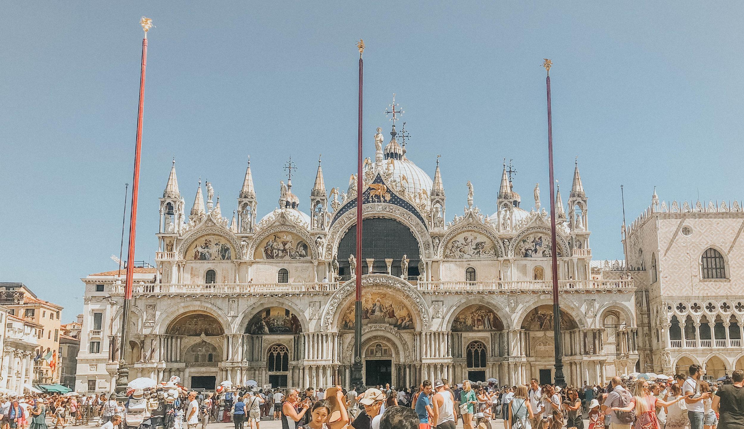 Saint Mark's Basilica | Venice, Italy