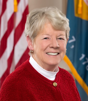 Karen Peterson - Karen Peterson served as a State Senator in the Delaware General Assembly from 2002 to 2016 and as President of New Castle County Council from 1981 to 1989. She is the recipient of numerous awards for her work on good government and transparency issues.