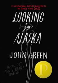 Looking for Alaska    Miles Halter is fascinated by famous last words—and tired of his safe life at home. When he heads to boarding school he finds clever, beguiling, and self-destructive Alaska Young, who will pull Miles into her labyrinth and catapults him into the Great Perhaps.