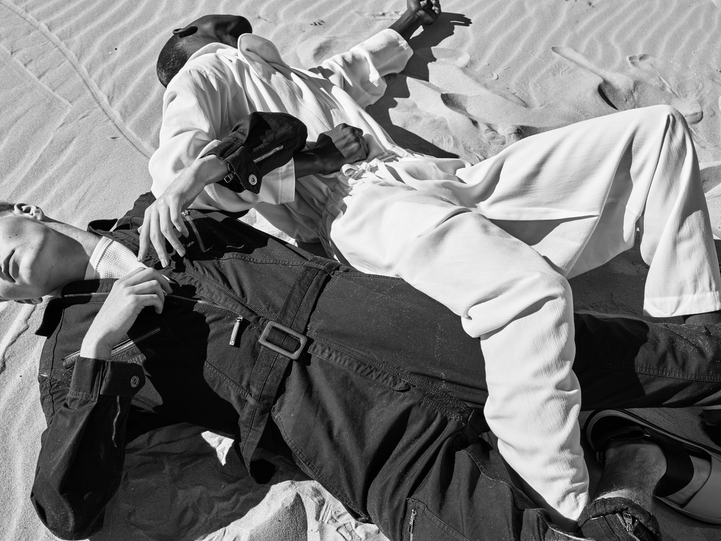 Muse Magazine - Scattered Sand