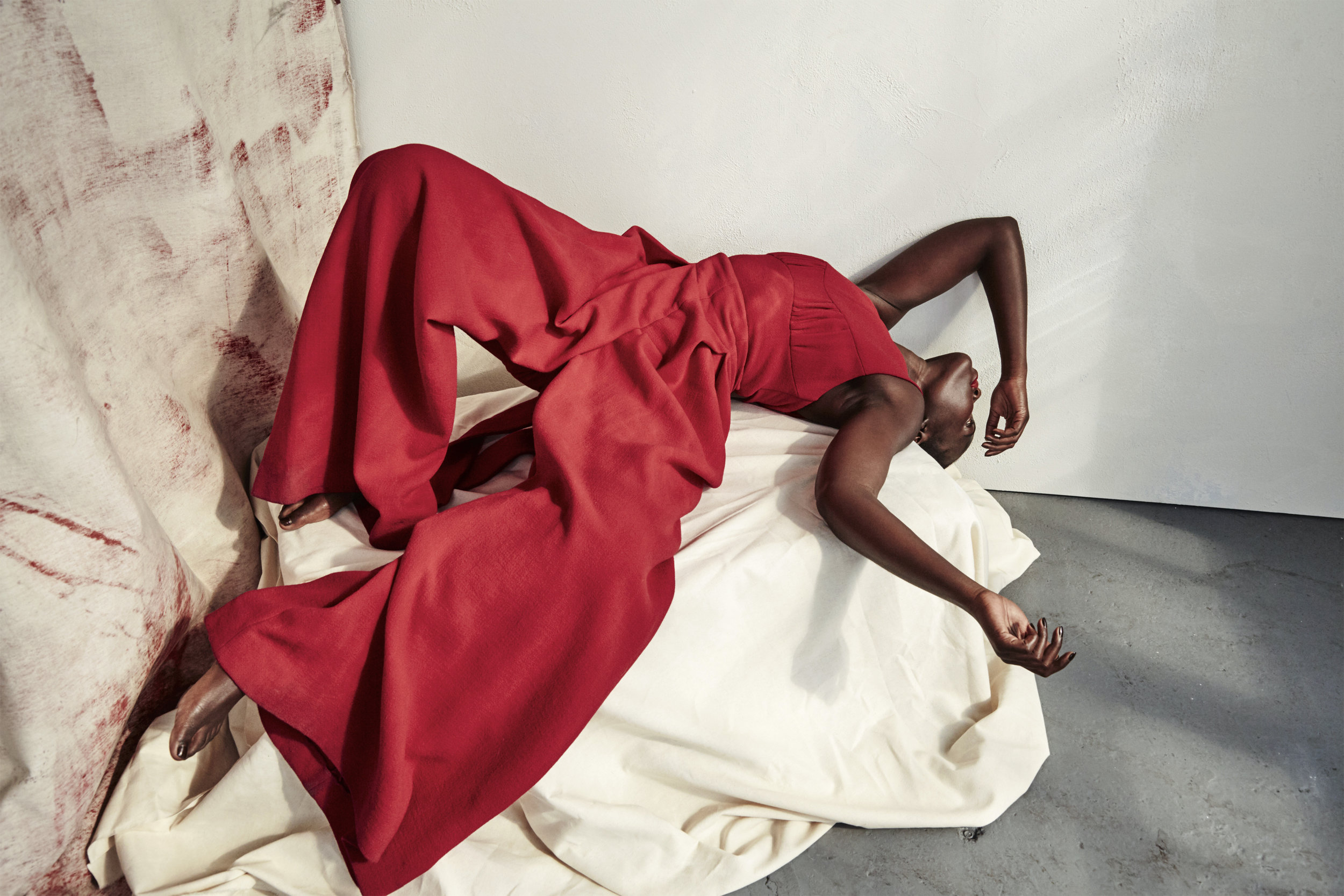 The Sunday Times Style Magazine - Lupita Nyong'o