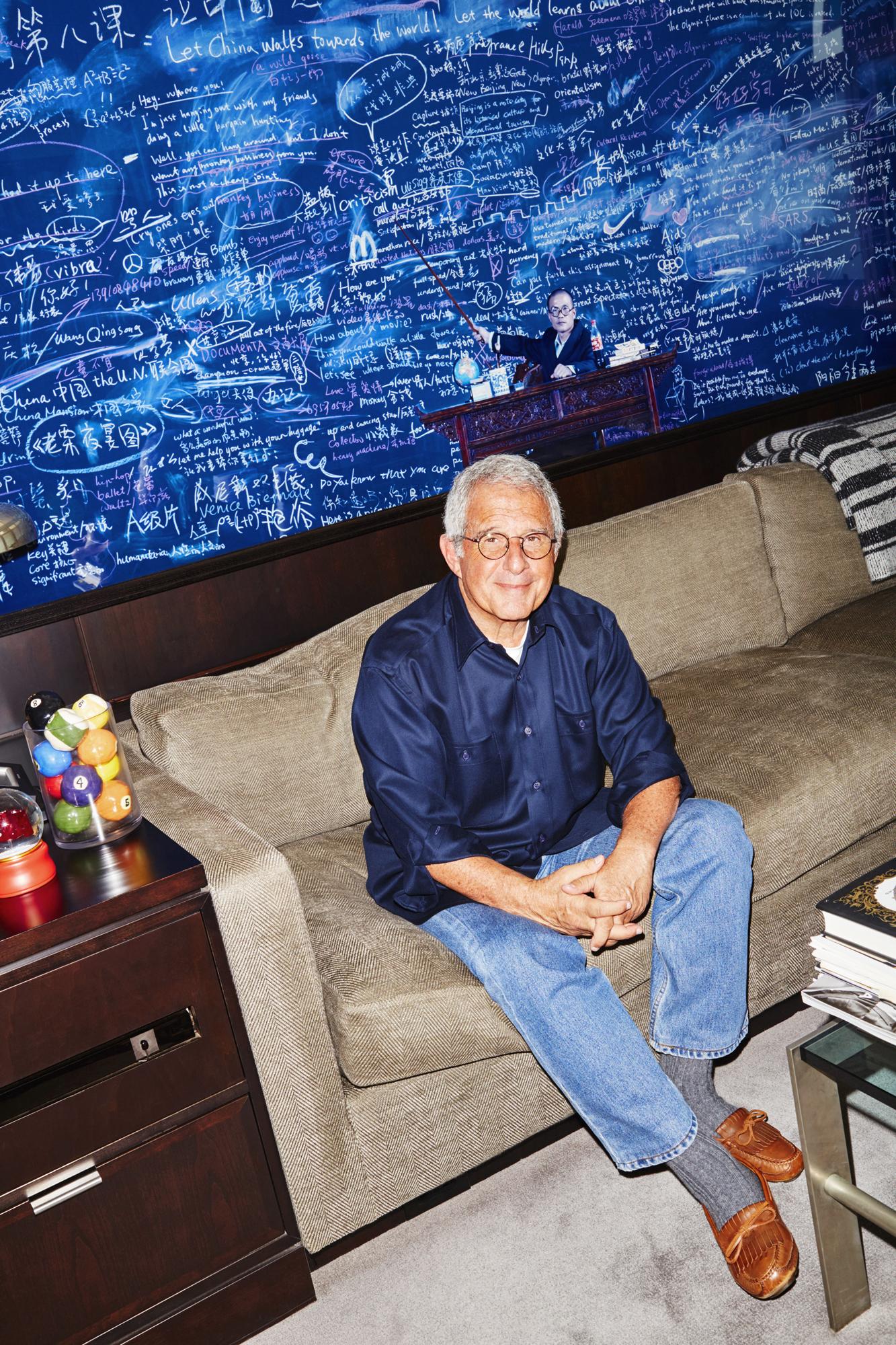 WSJ. Magazine - Ron Meyer