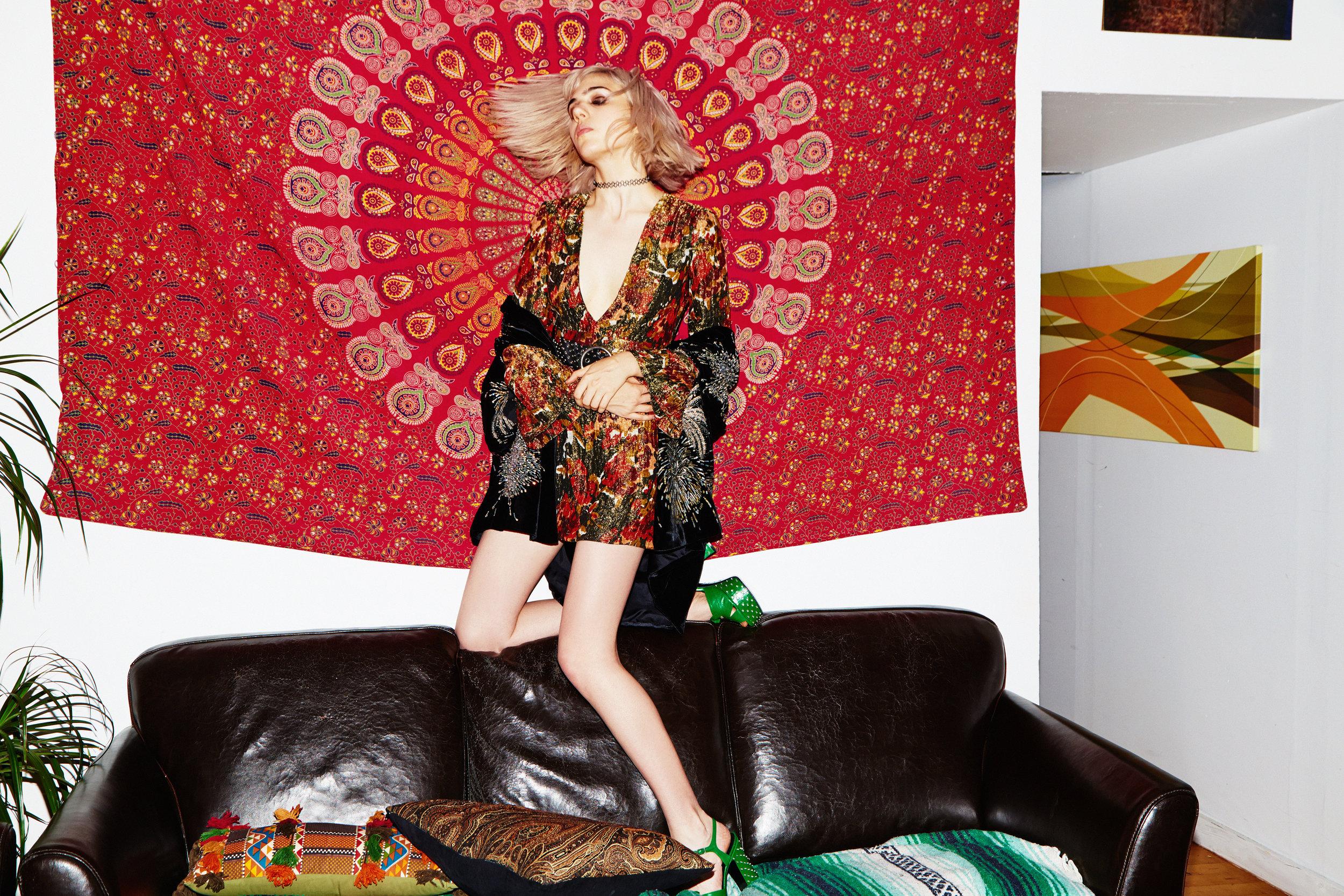 Vogue Paris - Julia Cumming