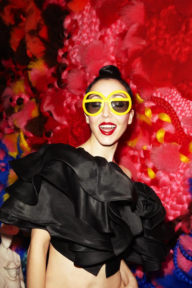 Vogue Paris - M  ichelle Harper