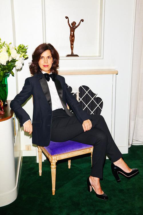 Vogue Paris - Vanessa Seward
