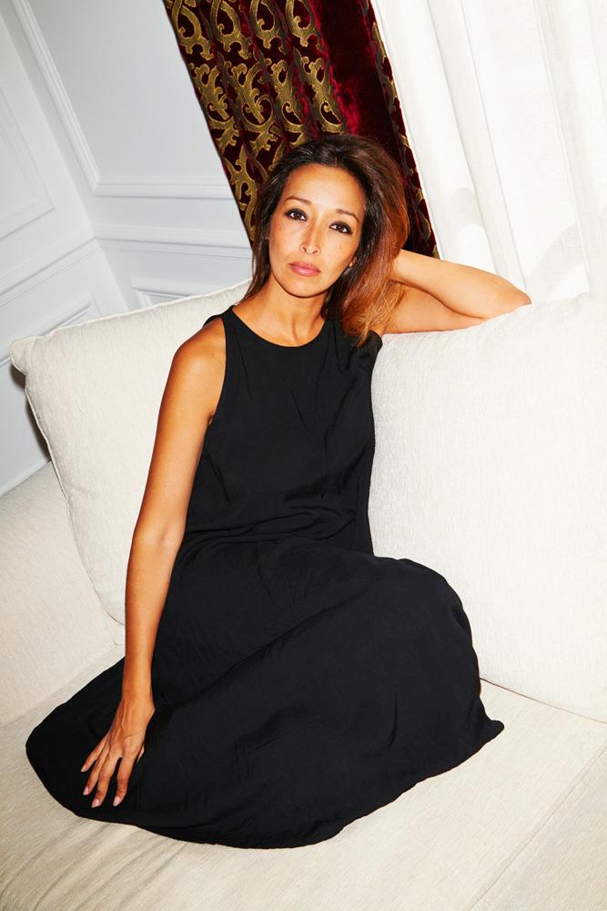 Vogue Paris - Saphia Azzedine