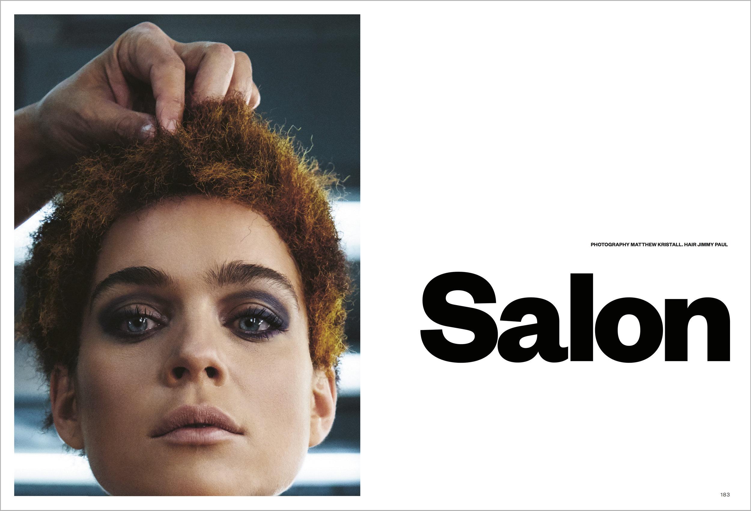 Beauty Papers - Salon