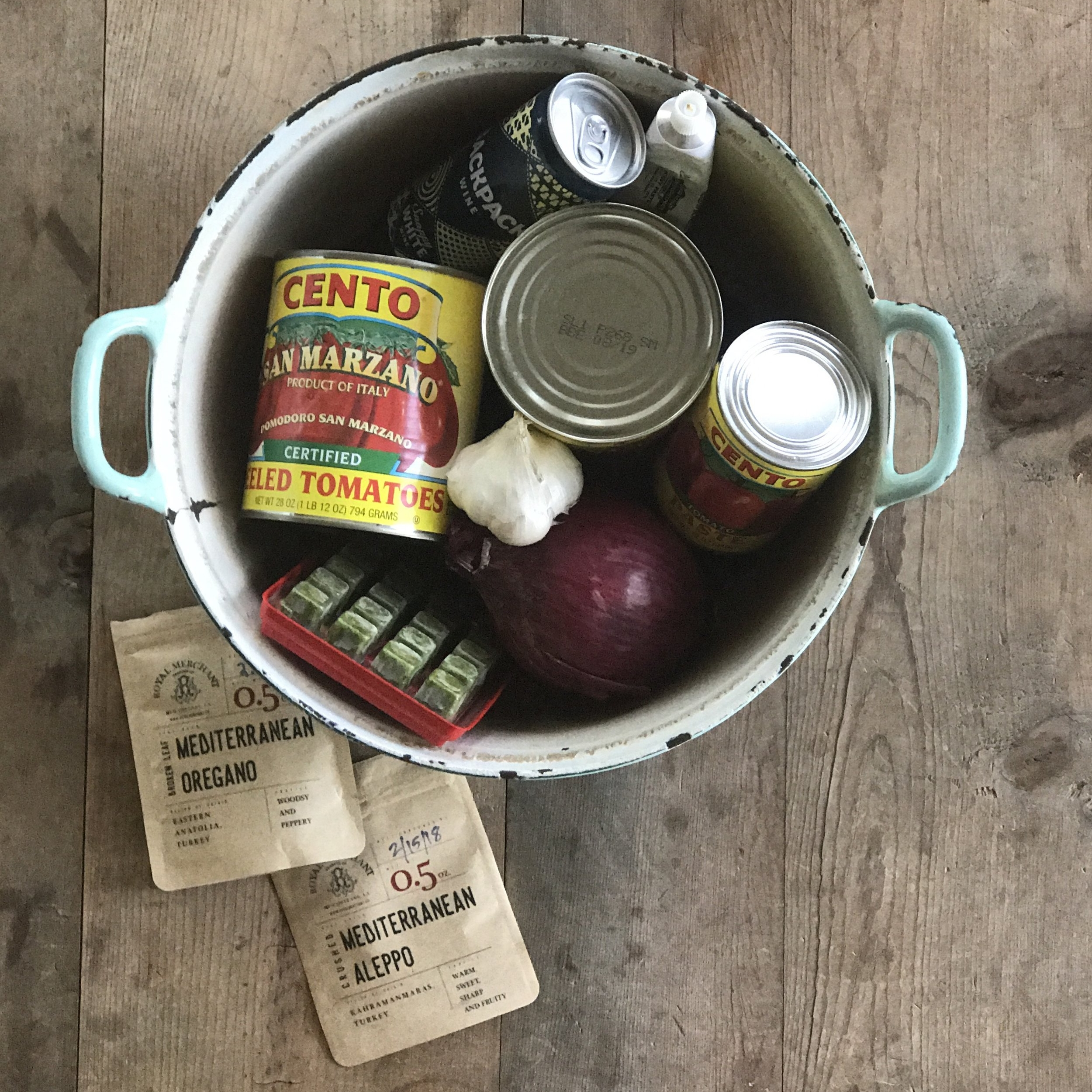 $60.00 / Three Months+ $12.00 Shipping - Savor the flavorfor 3 months at a time.Three separate monthly shipments of recipes, spices &herbs will be sent to your door monthly.Non-gift subscriptions and shipping fees are billed quarterly.