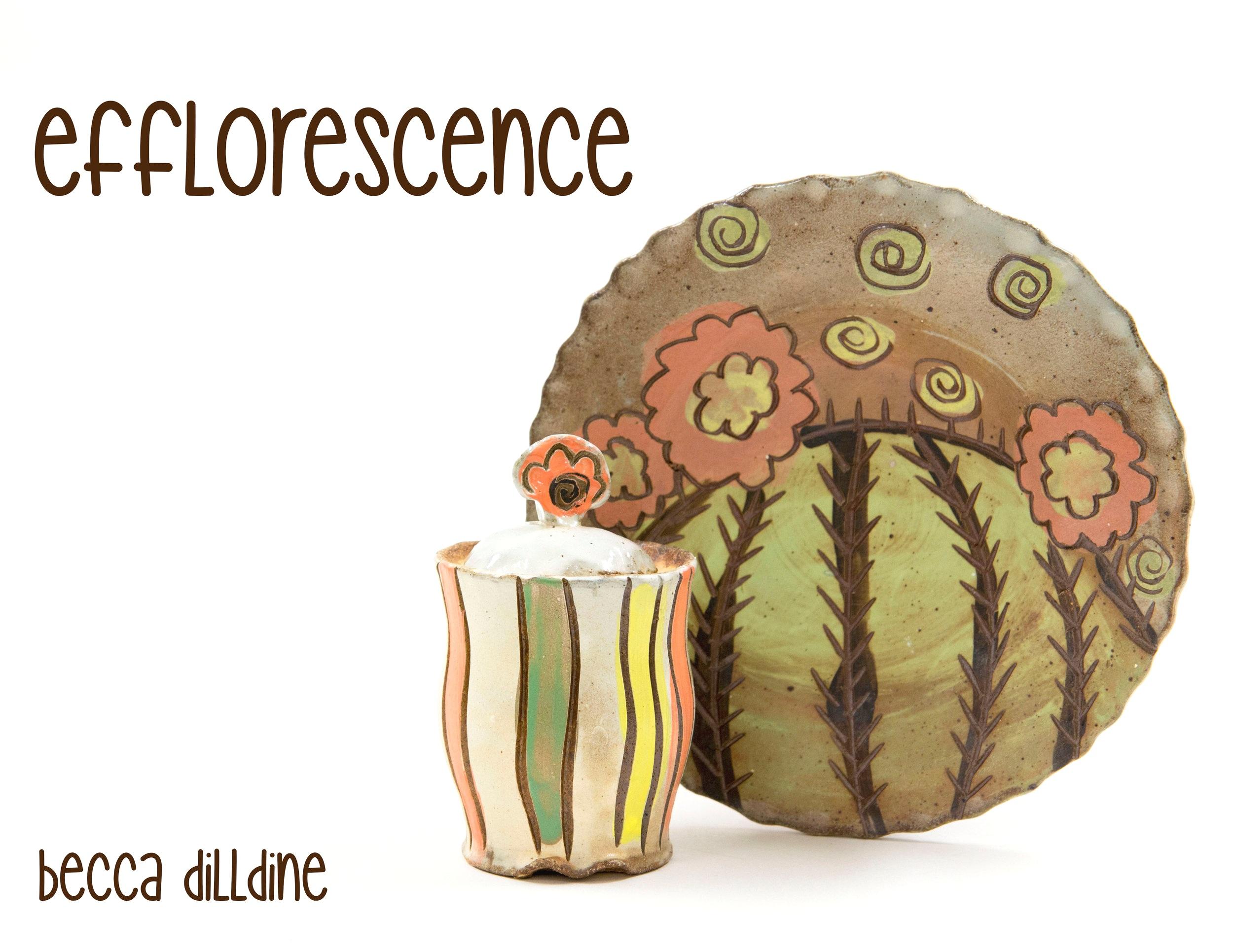 Efflorescence: Senior Thesis Exhibition