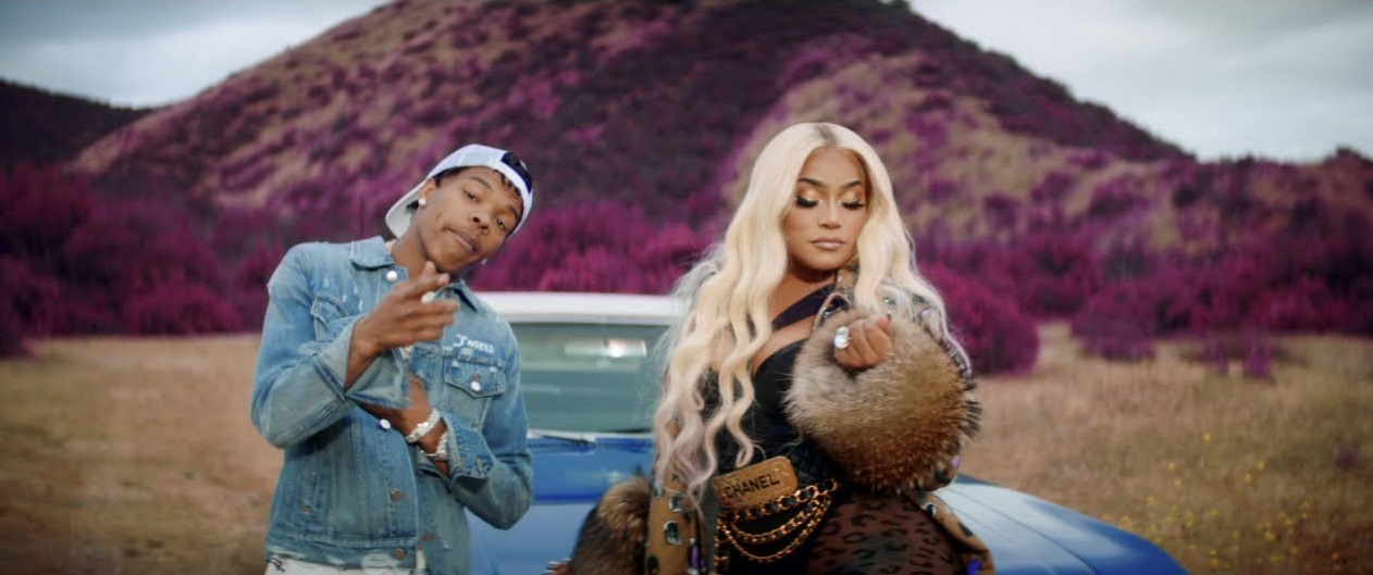 Carly Cussen  Stefflon Don featuring Lil Baby  'Phone Down'