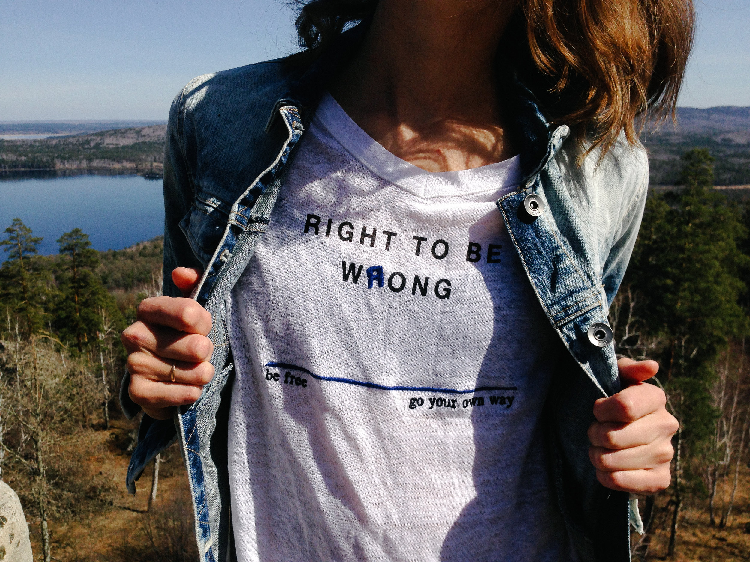 3. Prove yourself wrong - And create the version of you that you LOVE